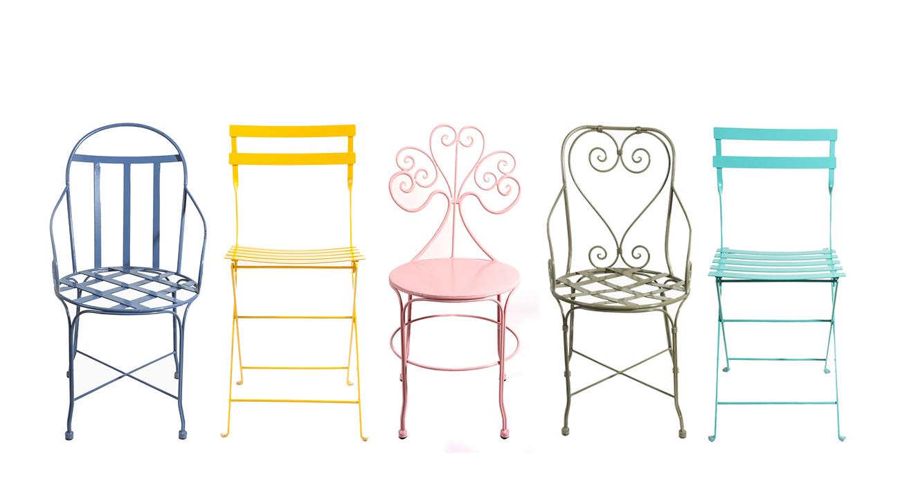 Dom Mascate - Cadeiras