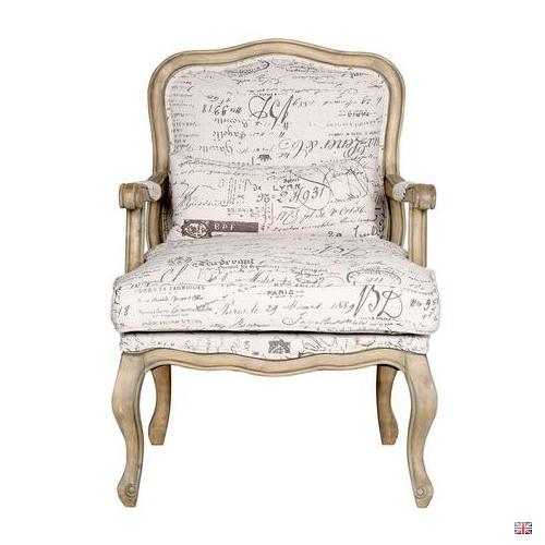Dunelm - Juliette armchair