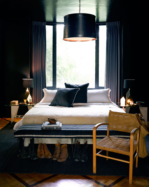 Jeremiah Brent - Dark Bedroom