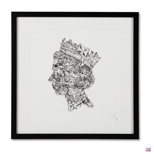 Made - Queen Print (£89)