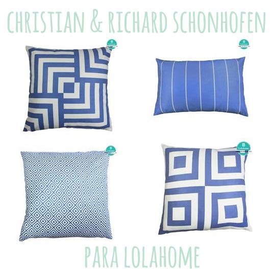 Christian e Richard Schonhofen para Lolahome
