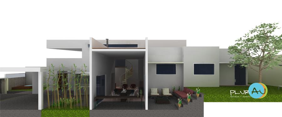 Residência ~ integração área social