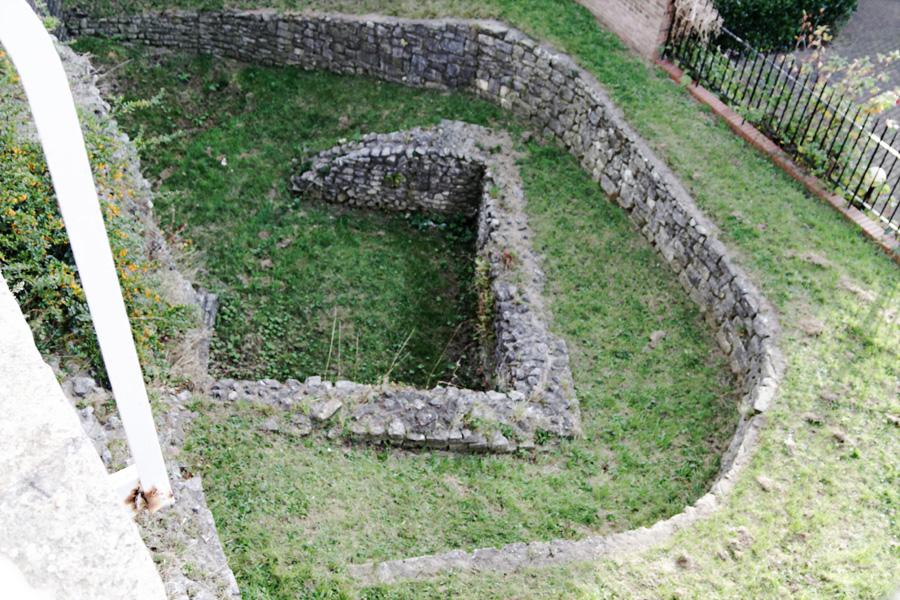 muralha romana