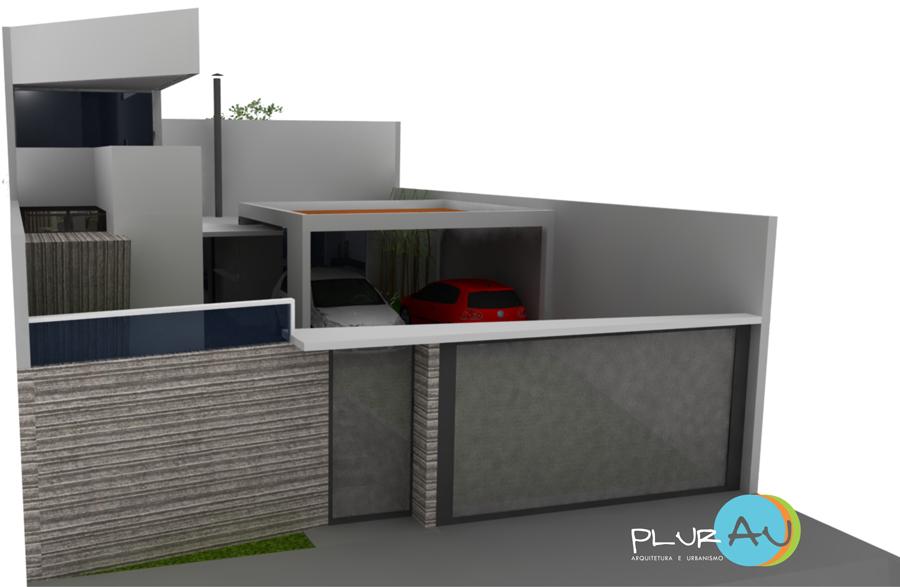 Residência ~ projeto em execução