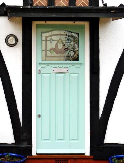 09 Inspiração portas verde água ferragem prata