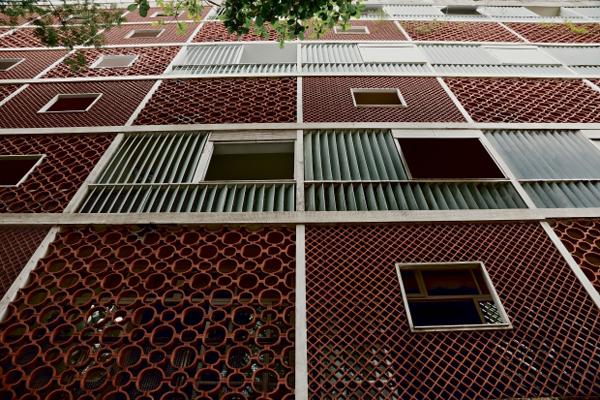 Edifício Bristol ~ arquitetura Lucio Costa