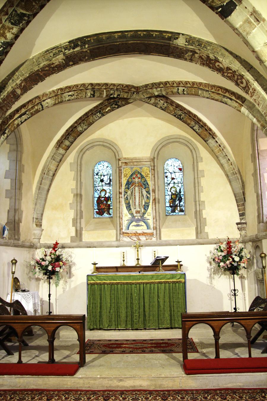 Altar - período românico