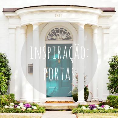 Inspiração portas banner