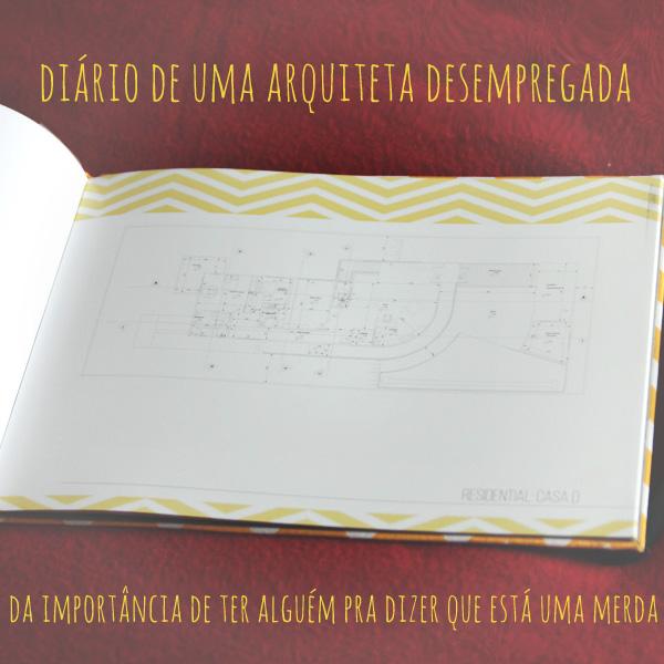 Portfólio Diário de uma arquiteta desempregada