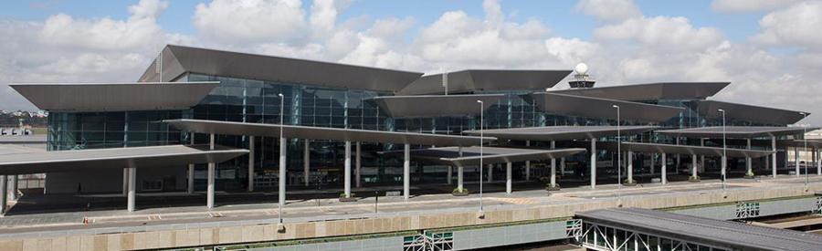 Terminal 3 Guarulhos foto fachada