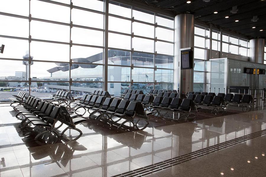 Terminal 3 Guarulhos portões de embarque
