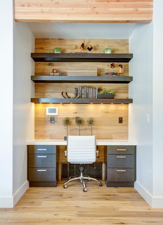 03 inspiração home office escritório houzz