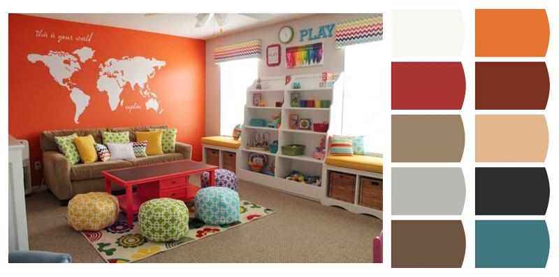 _05 quartos de brincar apartment therapy esquema de cores