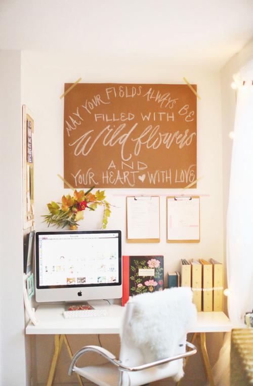 08 home office iluminação style me pretty