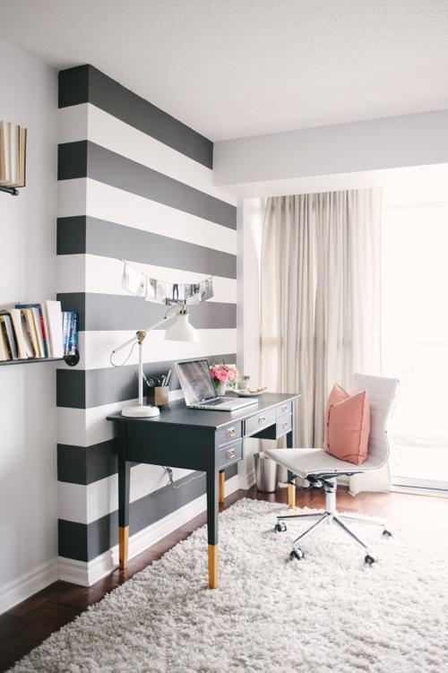 12 home office decoração lark and linen