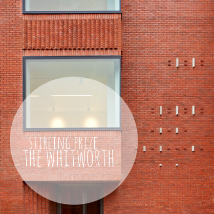 Banner Stirling Prize The Whitworth