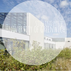 Banner_Stirling Prize University of Greenwich