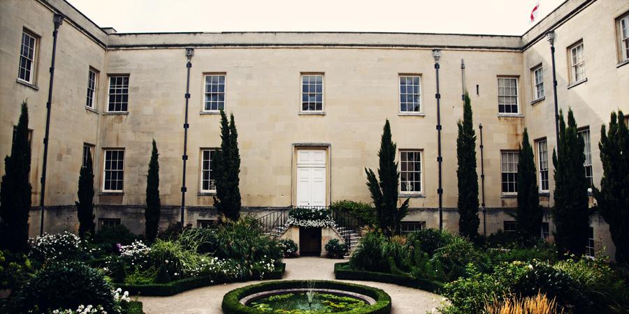 Syon House Jardim Interno
