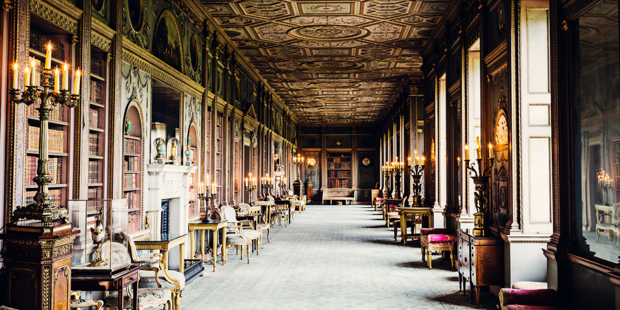 Syon House Long Gallery