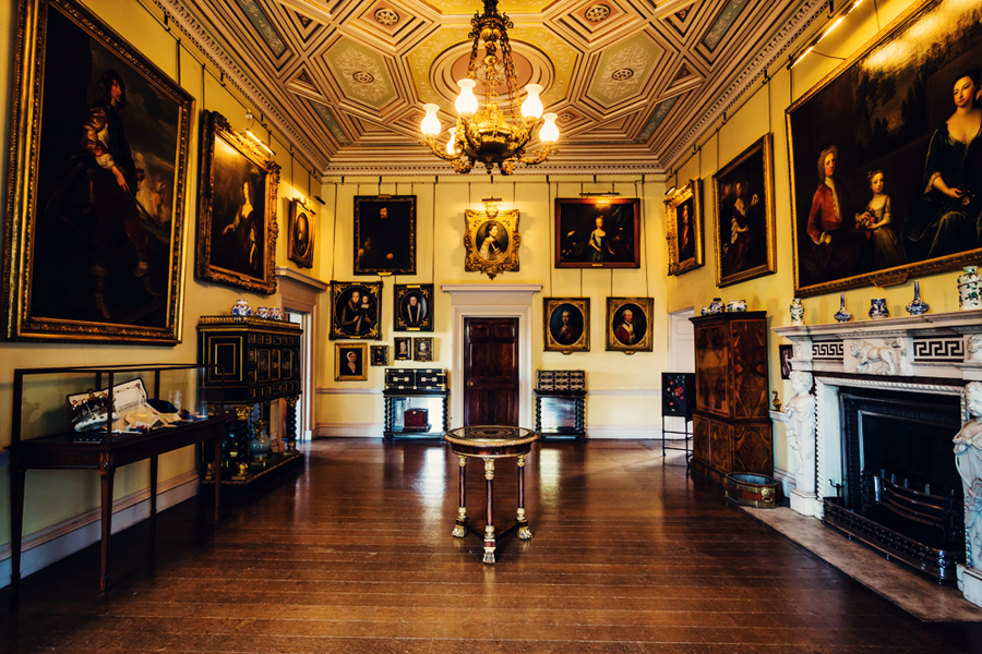 Syon House Print Room