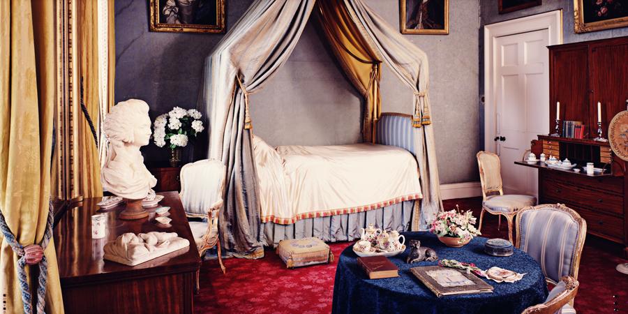 Syon House Quarto da Princesa Victoria