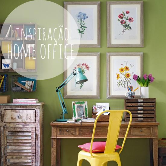banner inspiração home office escritório house to home