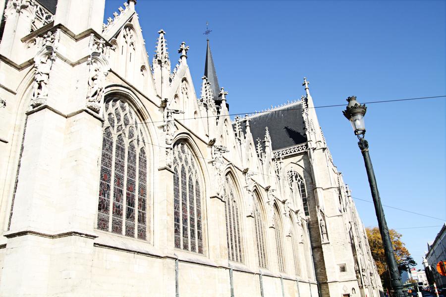 05_Igreja Nossa Senhora Sablon Bruxelas