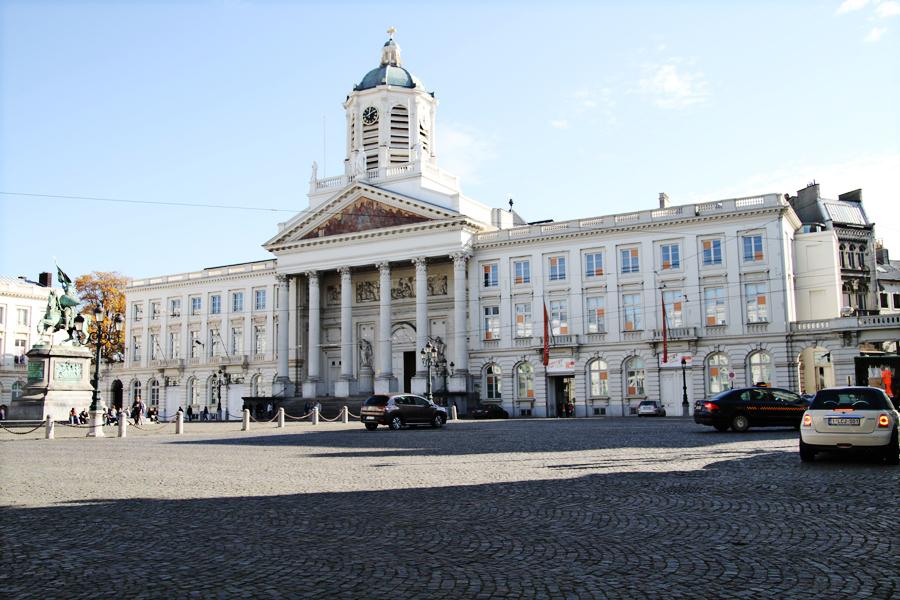 07_Place Royale Bruxelas