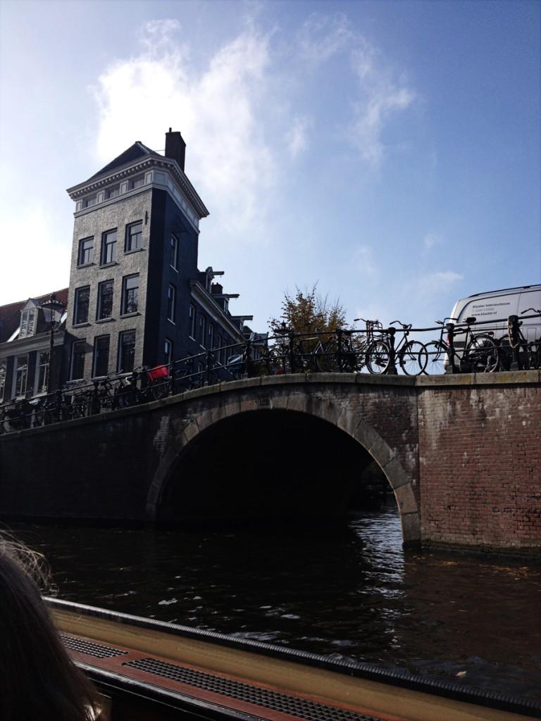 11_Passeio de barco Amsterdam