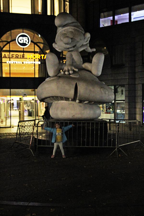 11_Smurfs em Bruxelas