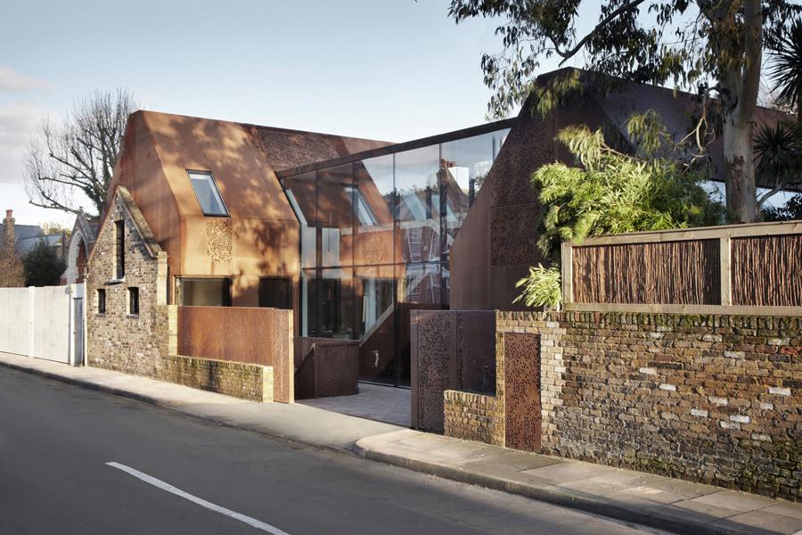 Kew House Piercy and Company 08