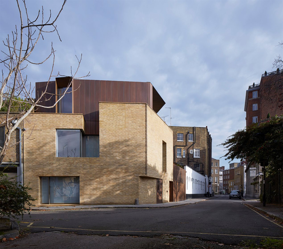 Levring House Jamie Fobert Architects 01