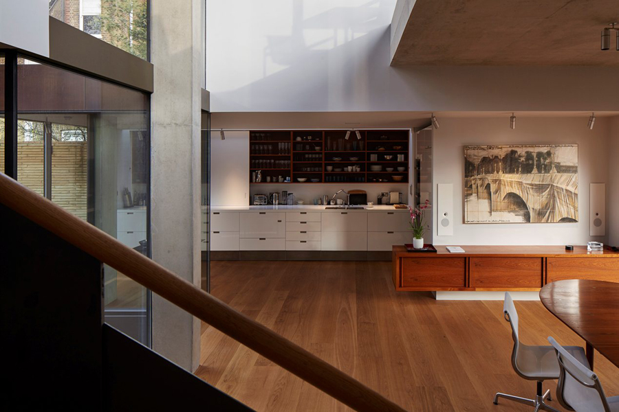 Levring House Jamie Fobert Architects 02