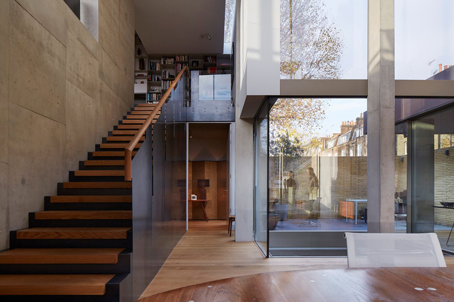 Levring House Jamie Fobert Architects 03