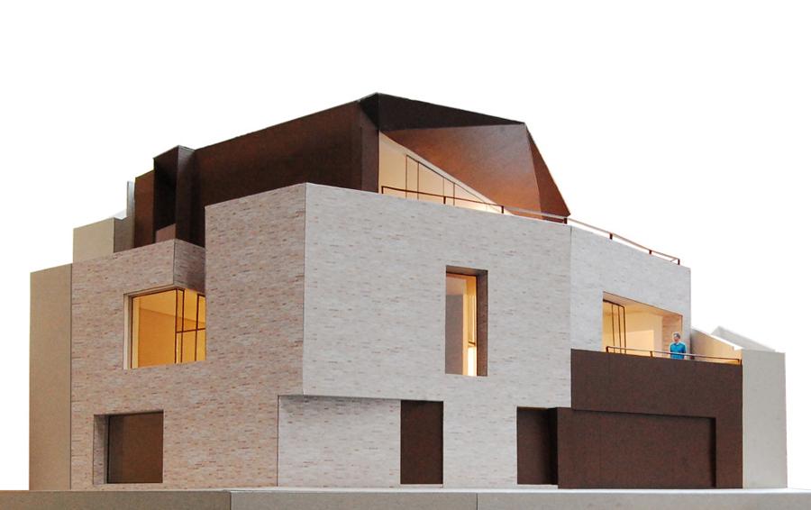 Levring House Jamie Fobert Architects modelo 3D
