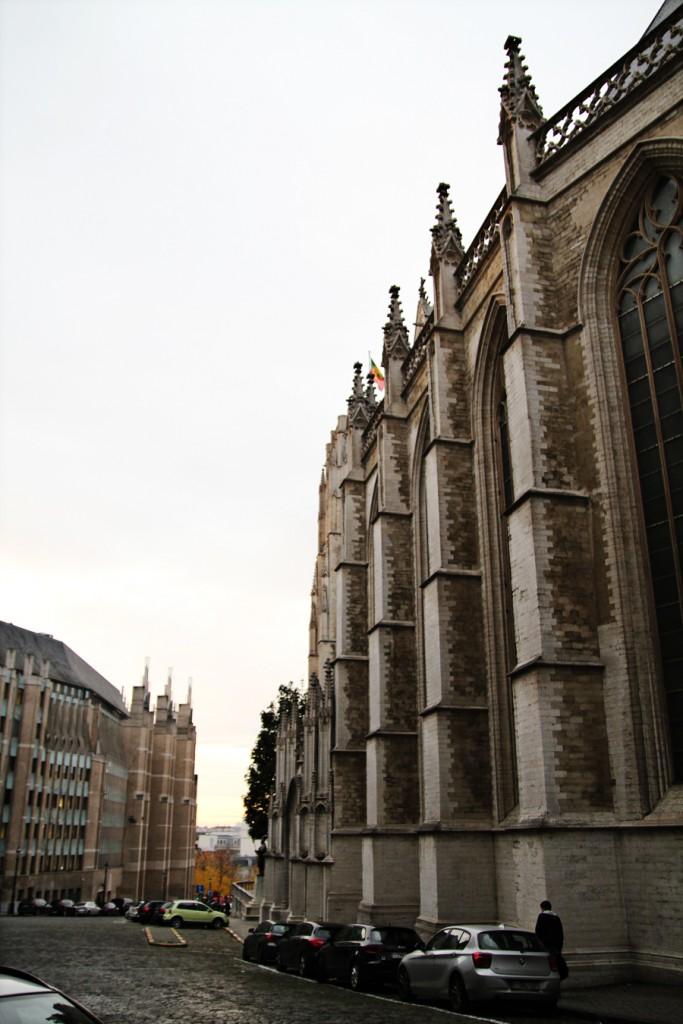 Roteiro Arquitetura Bruxelas Catedral St Michel e Gudule 03
