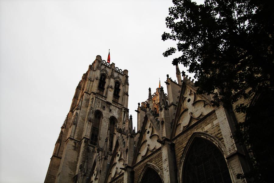 Roteiro Arquitetura Bruxelas Catedral St Michel e Gudule 05