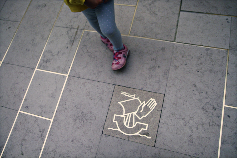 Roteiro Arquitetura Bruxelas Estação Central Interior 02
