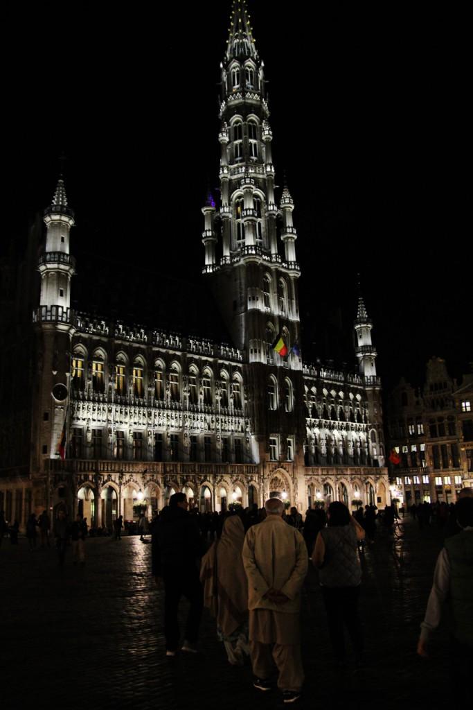 Roteiro Arquitetura Bruxelas Grand-Place