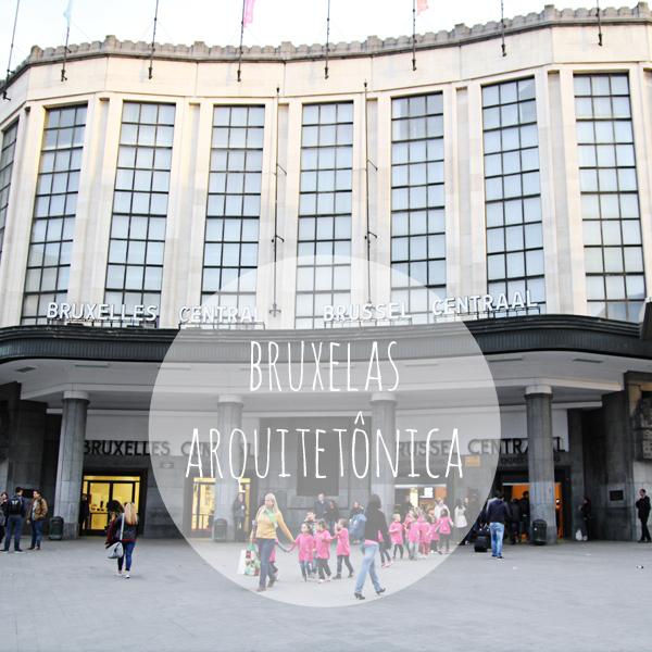 Roteiro Arquitetura Bruxelas