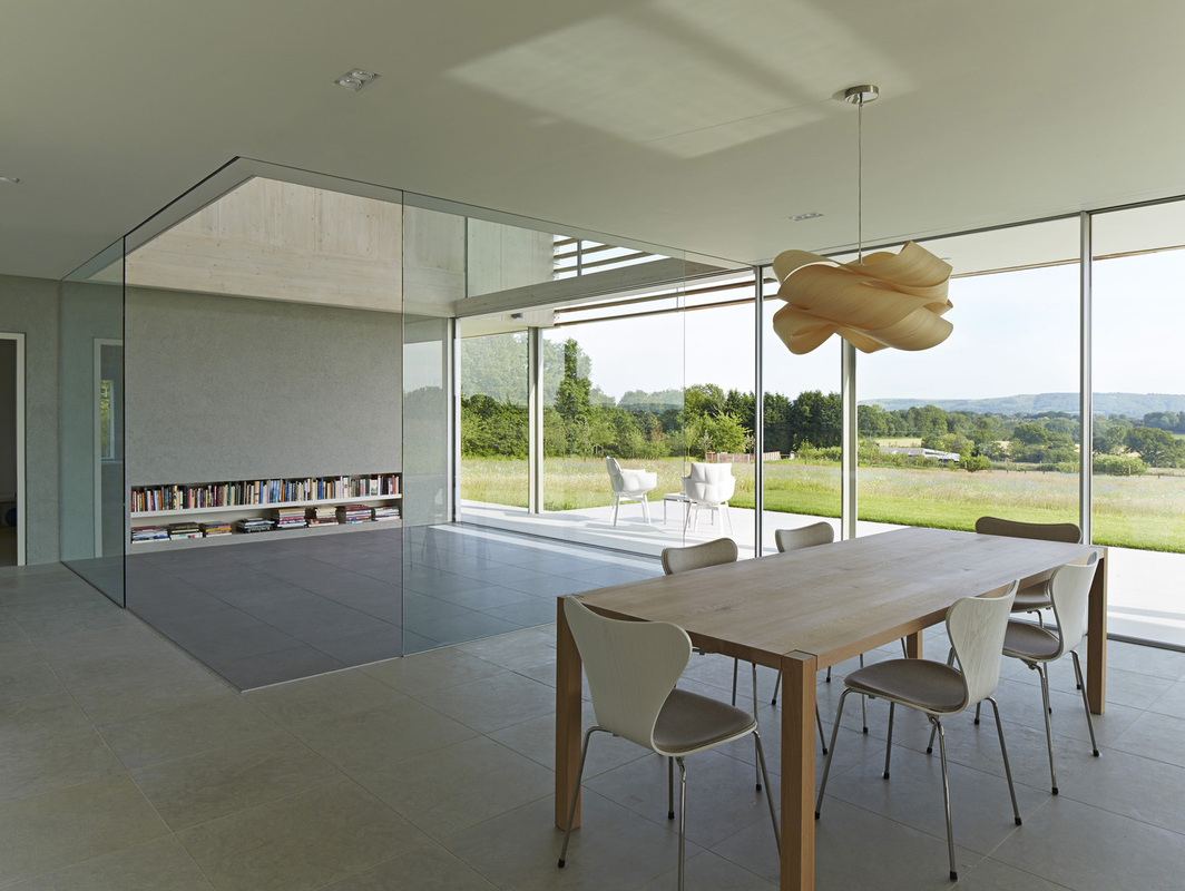Sussex House Wilkinson King Architects 10