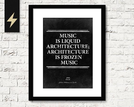 música é arquitetura líquida