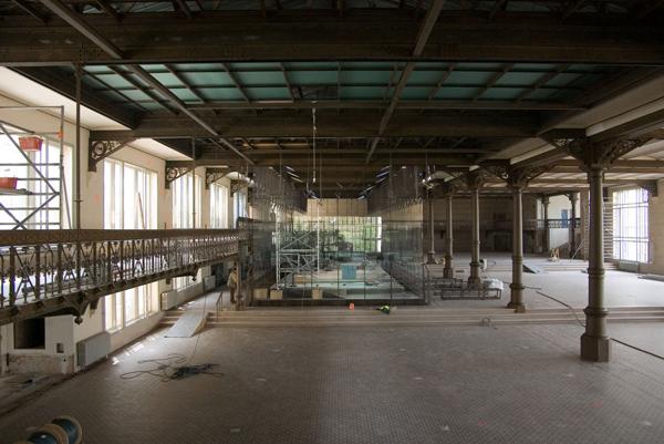 museu de ciências naturais construção